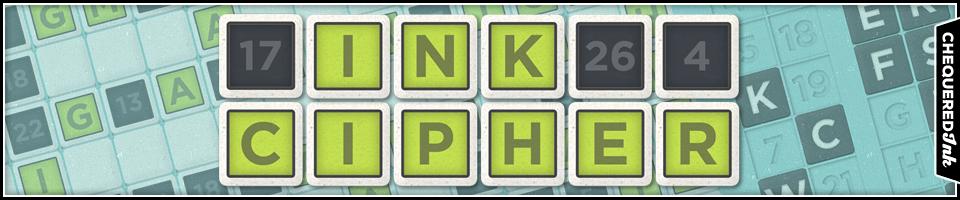 Ink Cipher