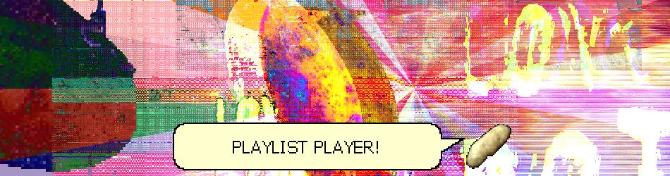 Electric Love Potato Playlist Player