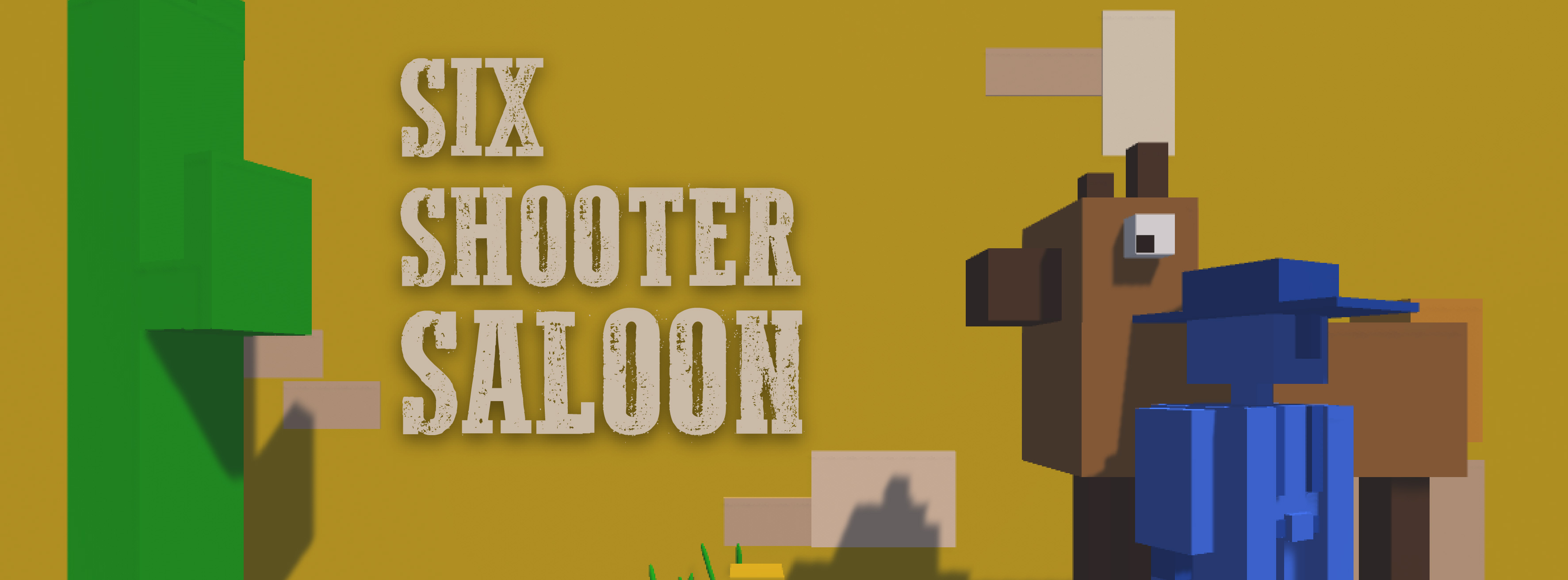 Six Shooter Saloon