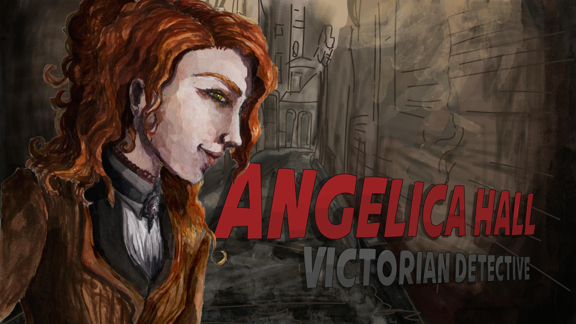 Angelica Hall: Victorian Detective
