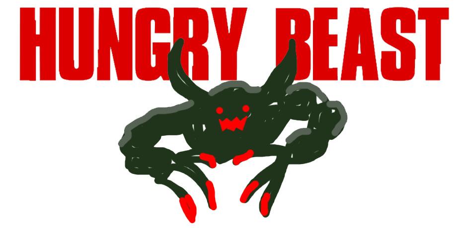 HUNGRY BEAST - Ludum Dare 34 (Compo)