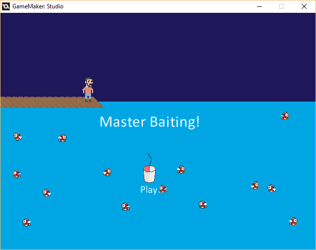 Master Baiting - (LD34 Compo)