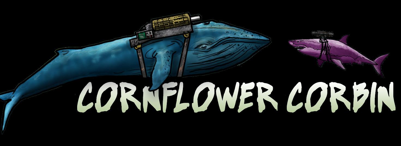 Cornflower Corbin