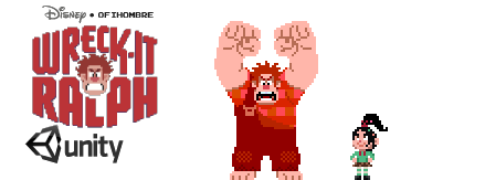 Wreck-It Ralph unity