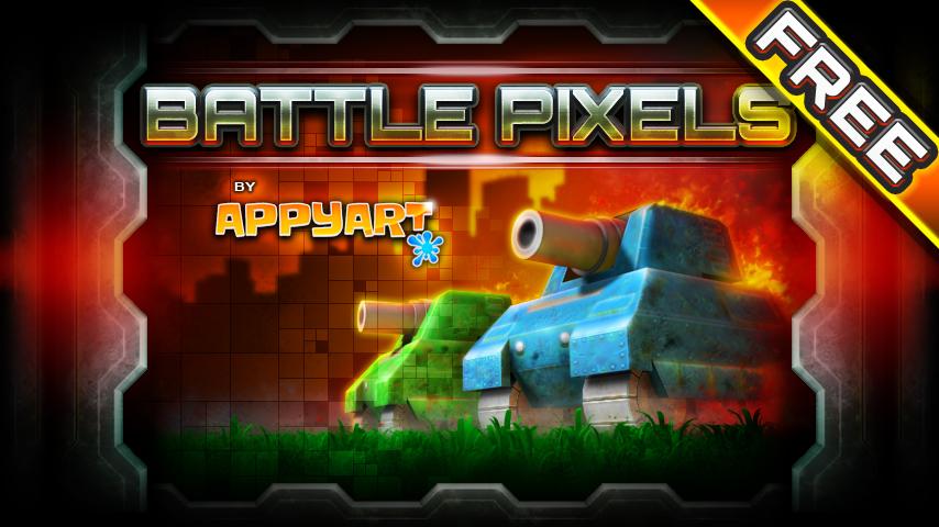 Battle Pixels Free (Demo)