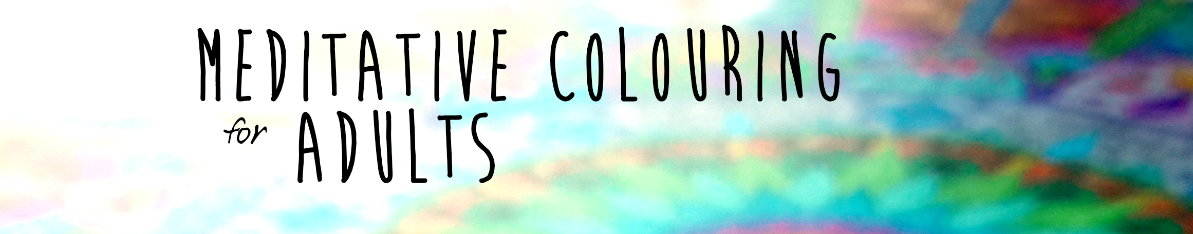 Meditative Colouring for Adults