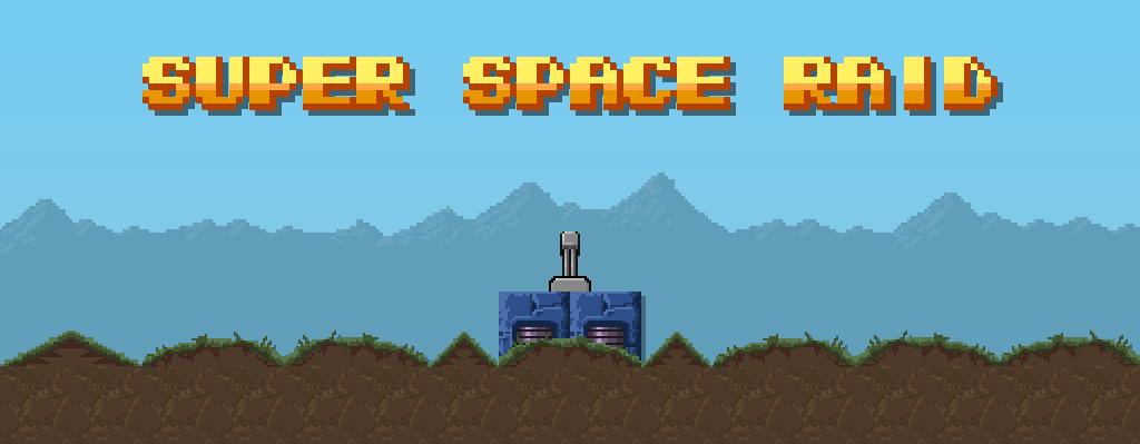 Super Space Raid