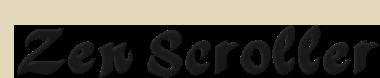 Zen Scroller