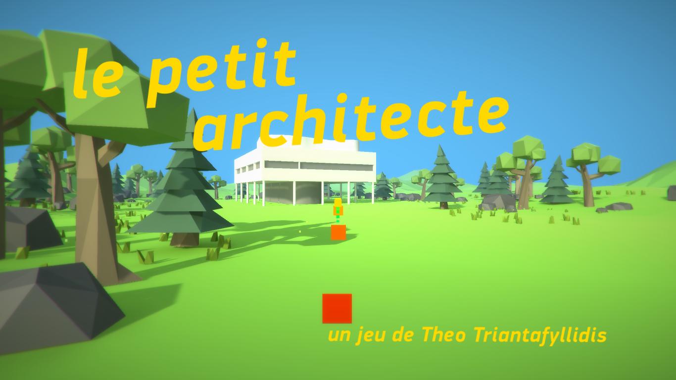 Le petit architecte by theotrian for Le architecte
