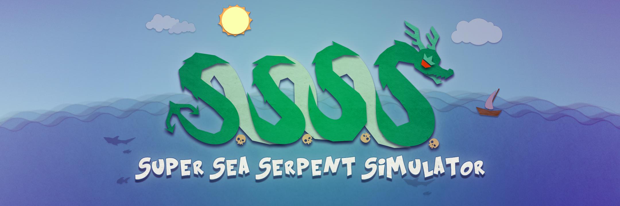 Super Sea Serpent Simulator