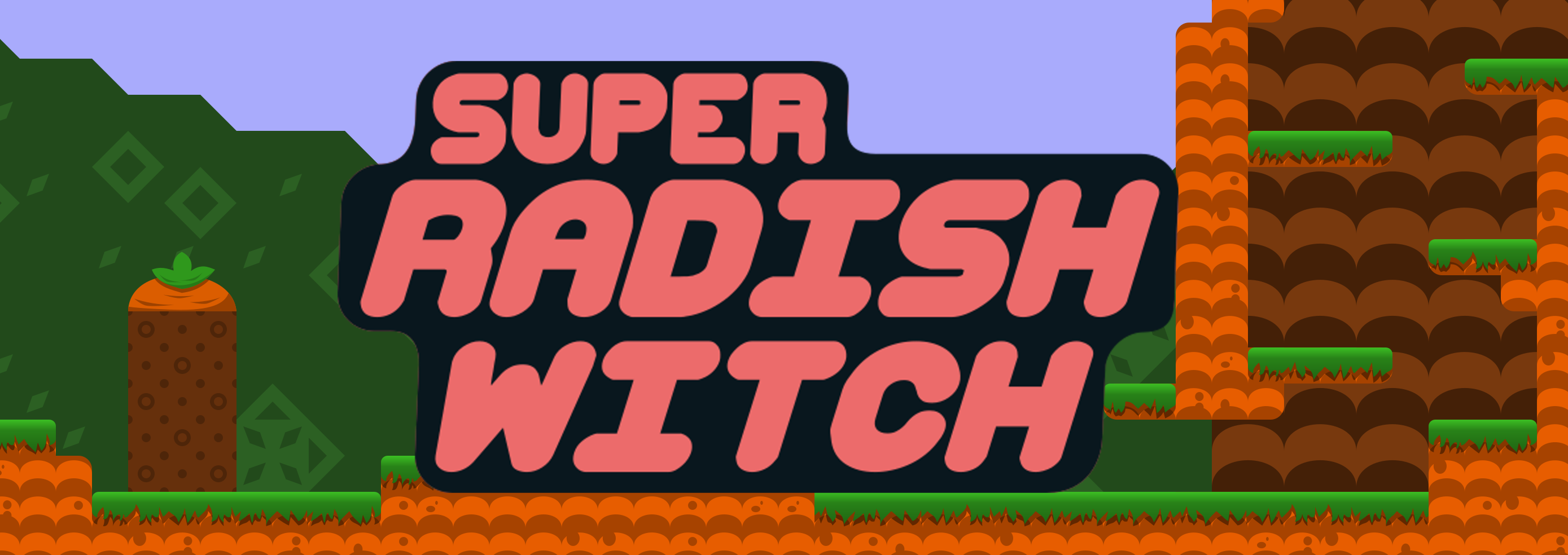 Super Radish Witch