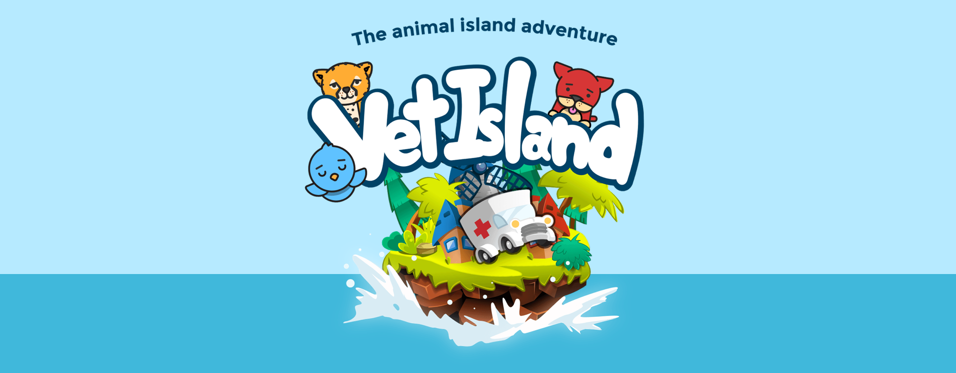 Vet Island - The Animal Adventure
