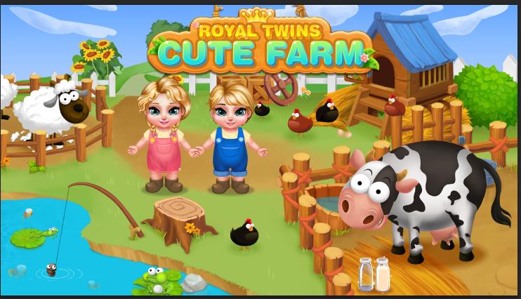 Royal Twins : Cute Farm