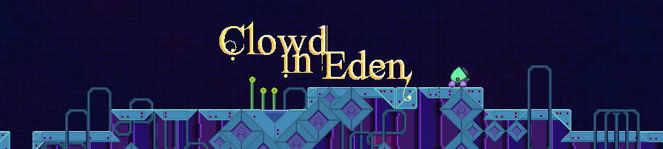 Clowd in Eden