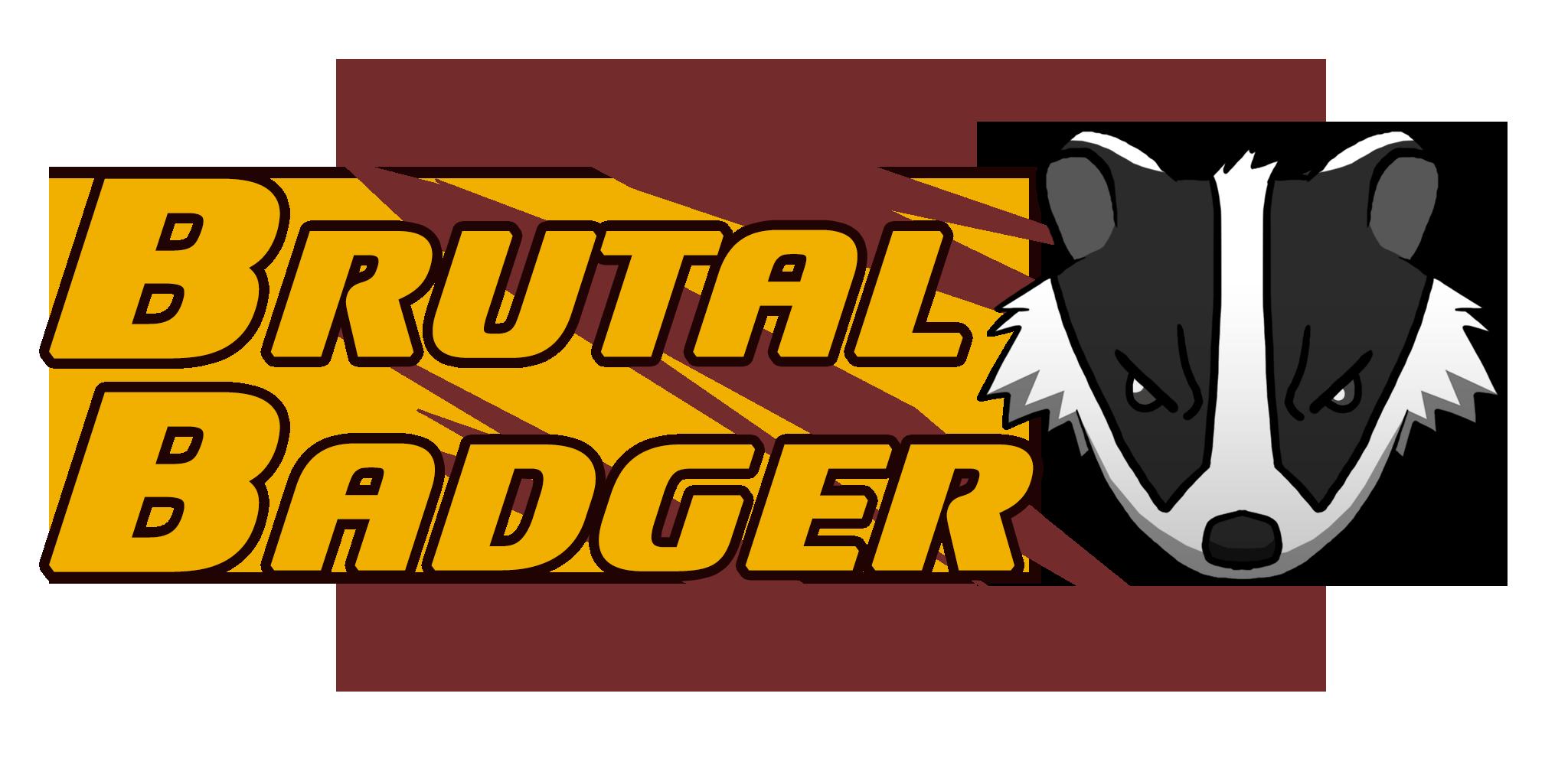 Brutal Badger