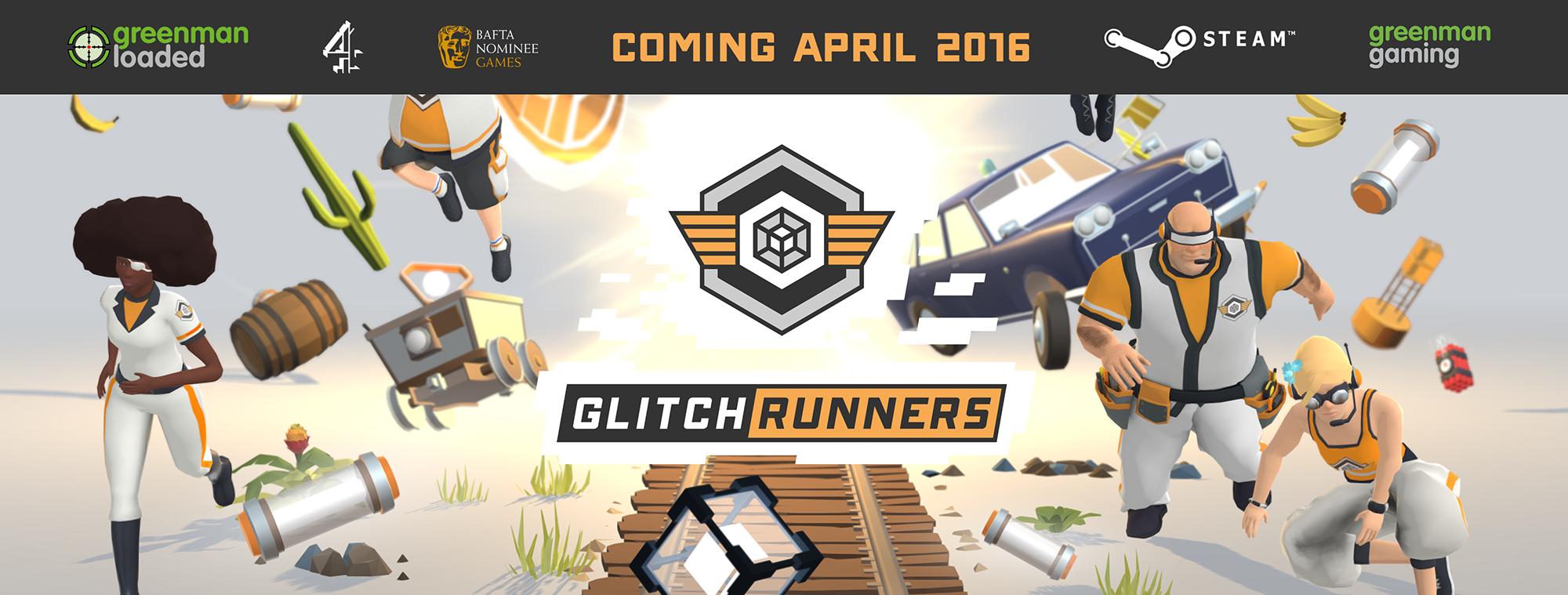 Glitchrunners Demo