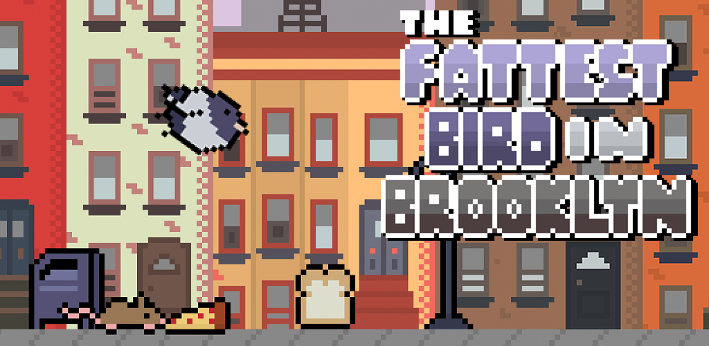 The Fattest Bird in Brooklyn