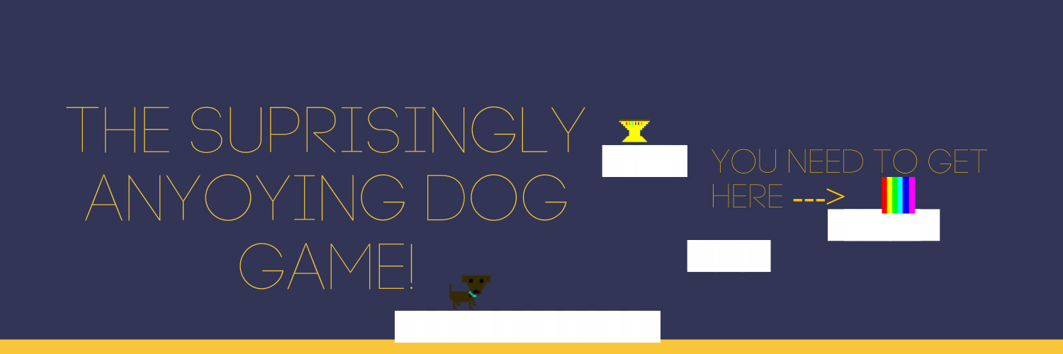 The Surprisingly Annoying Dog Game