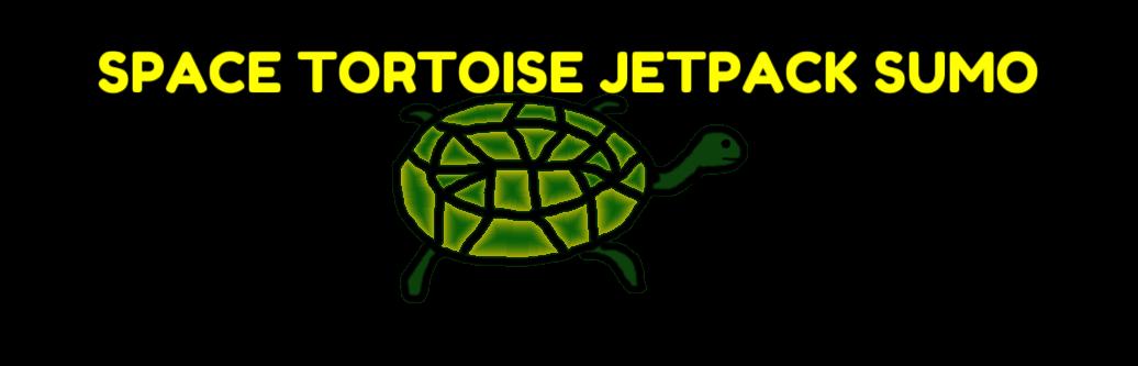 Space Tortoise Jetpack Sumo