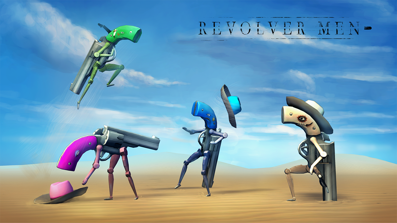 Revolvermen