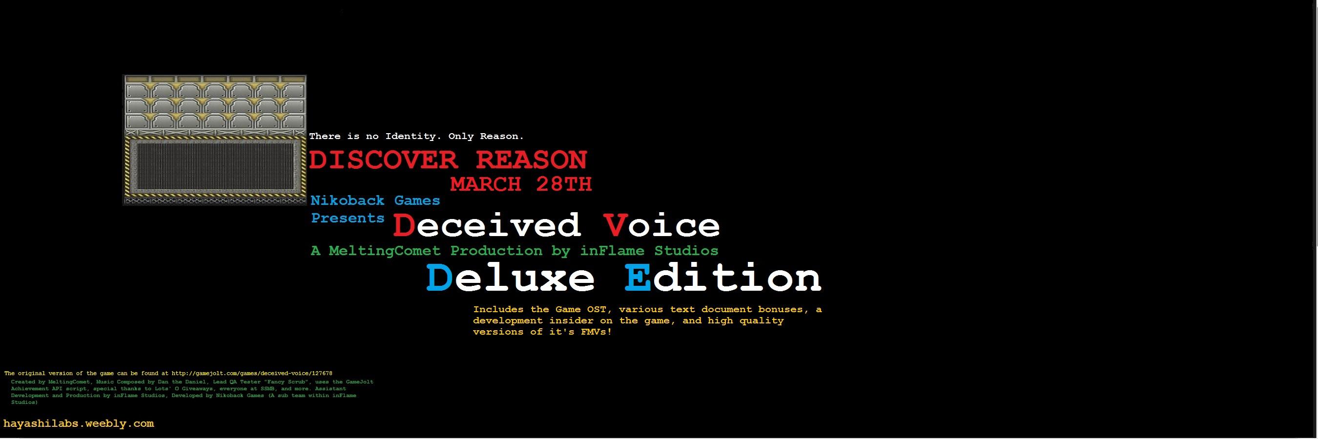 Deceived Voice