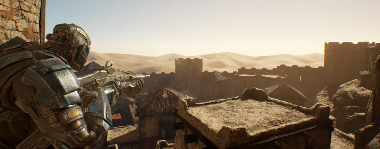 Operation: Desert City