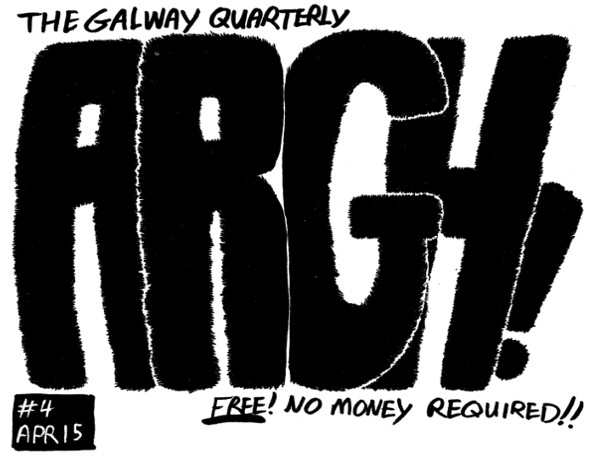 The Galway ARGH #4