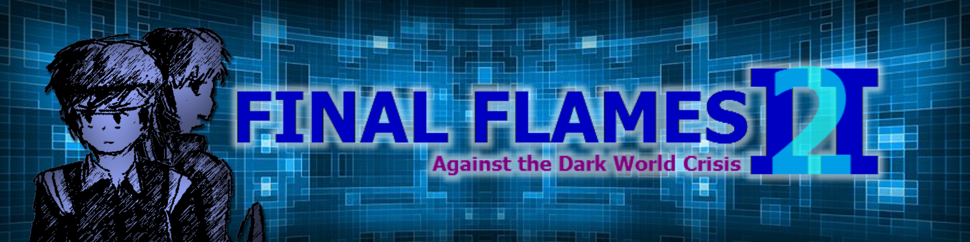 Final Flames 2: Against the Dark World Crisis