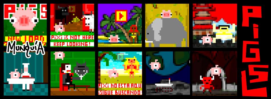 Pigs L Pixel