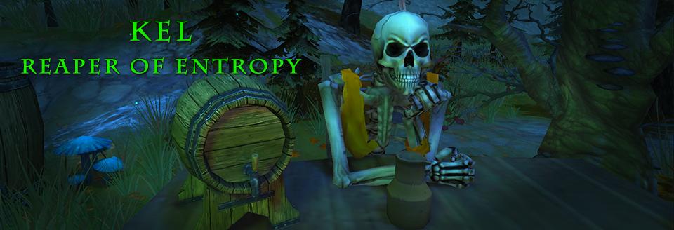 KEL Reaper of Entropy