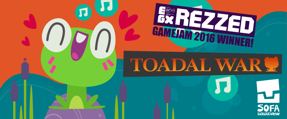 Toadal War: Top of the Hops