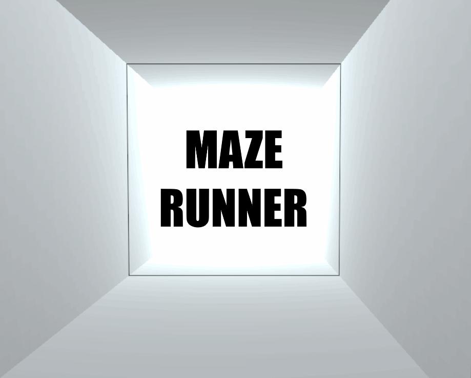 Maze Runner - LD35