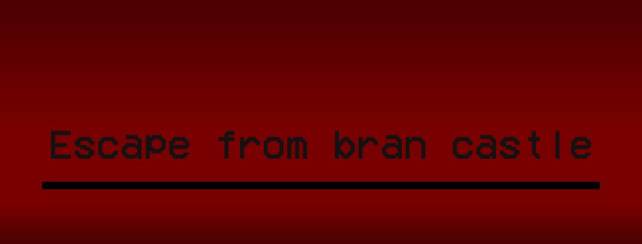 Escape from Bran Castle