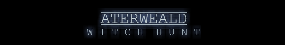 Aterweald: Witch Hunt