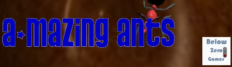 A-mazing Ants