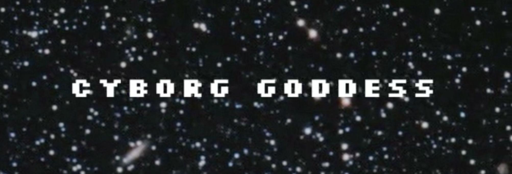 Cyborg Goddess