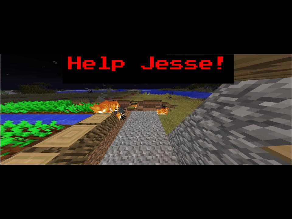 Minecraft: Jesse's Adventure!