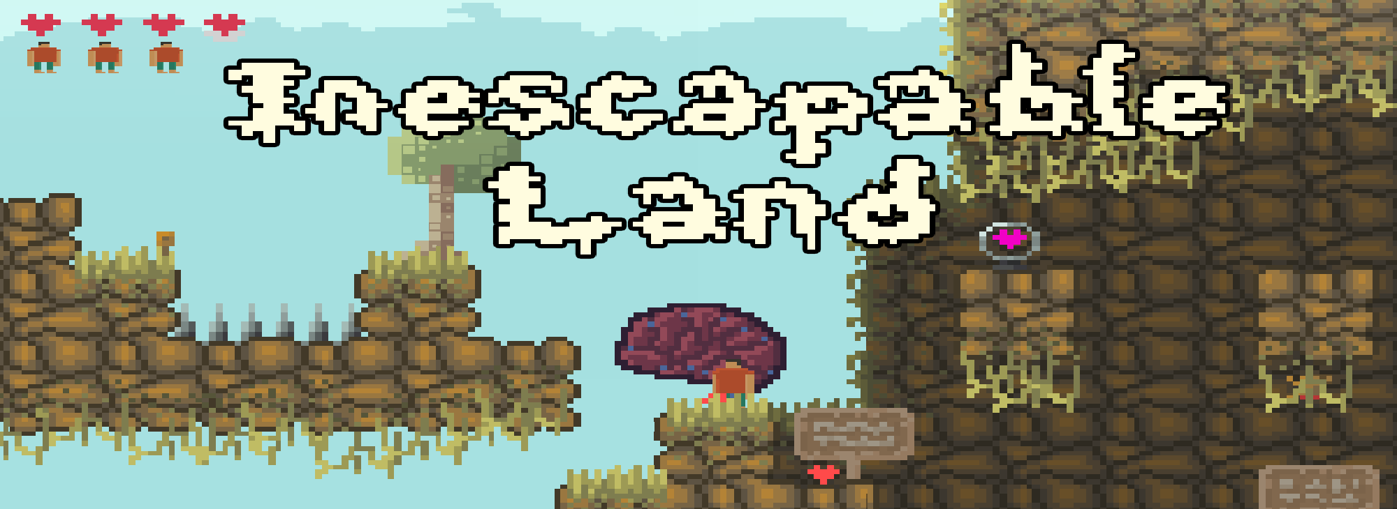 Inescapable Land