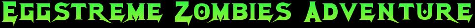 Zombie Adventure