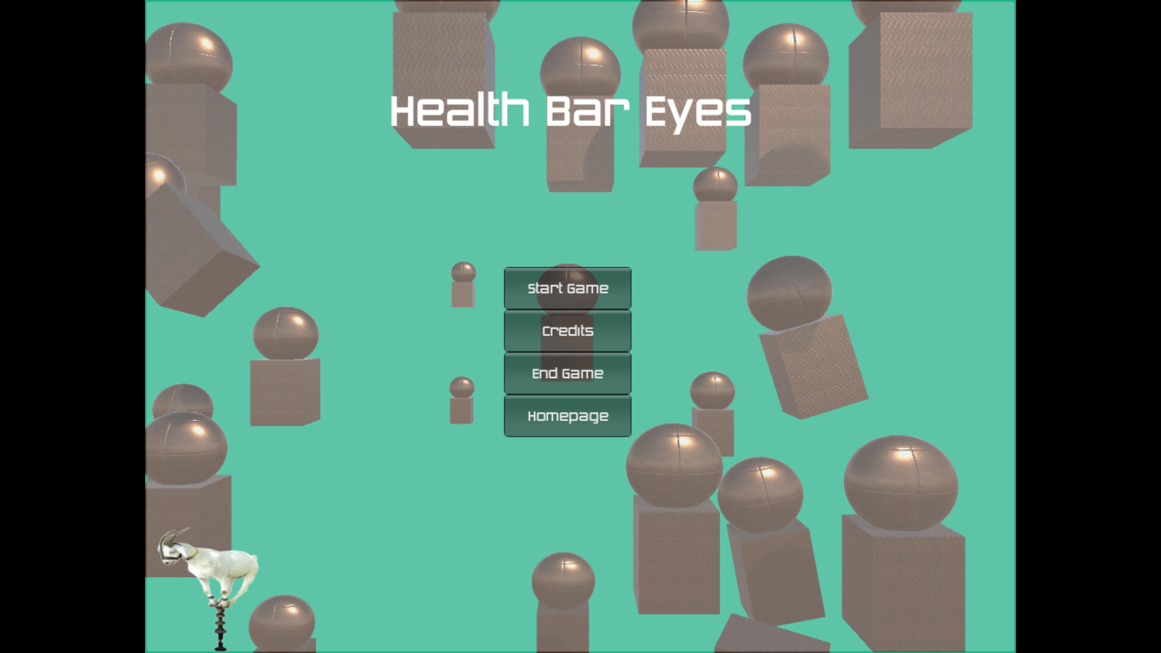 Health Bar Eyes