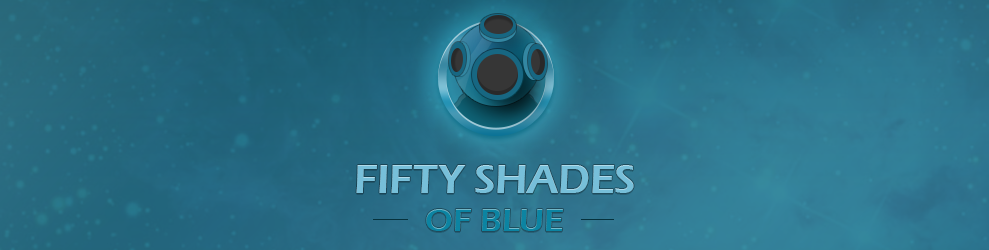 50 Shades of Blue {GameJam}