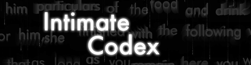 Intimate Codex