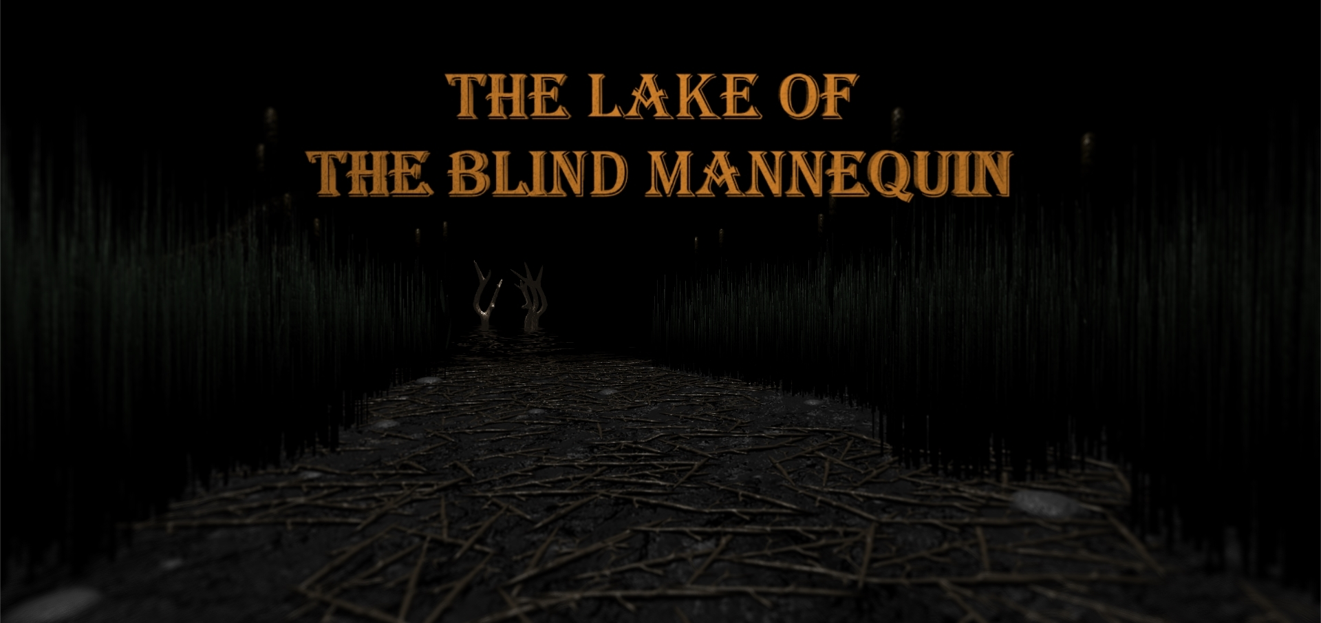The Lake Of The Blind Mannequin