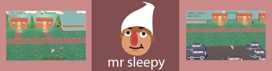 Mr Sleepy's Excellent Net Adventure