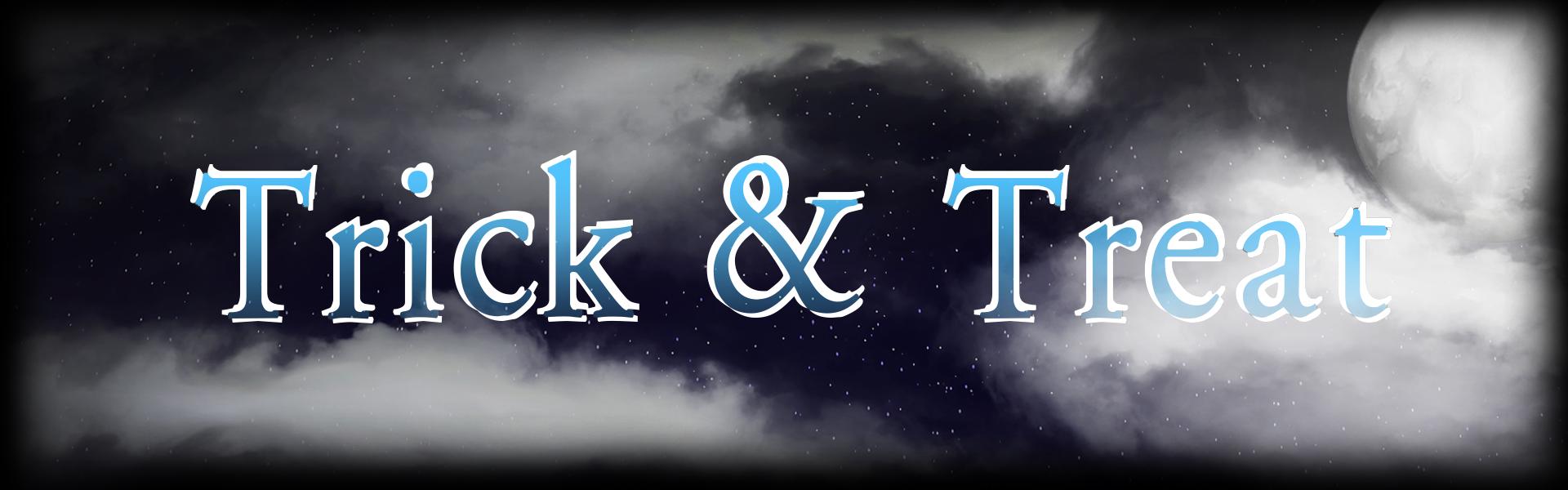 Trick & Treat - Visual Novel