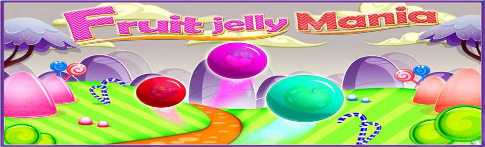 Fruit Jelly Mania