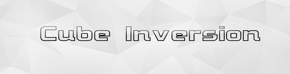 Cube Inversion