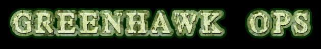 Greenhawk Ops - Alpha