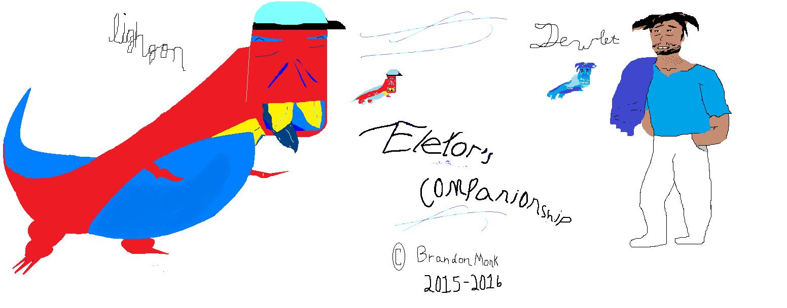 Eletor's Companionship