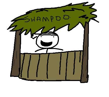 Professional Shampoo Salesman